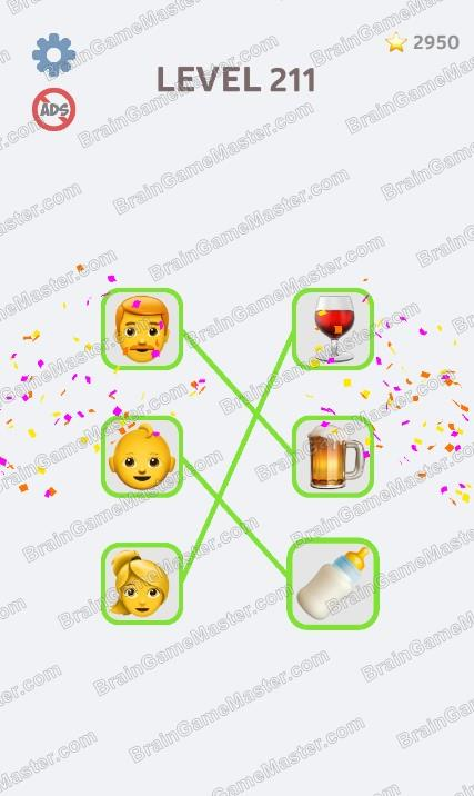 The Answer To Level 211 212 213 214 215 216 217 218 219 And 220 Is Emoji Puzzle Brain Game Master