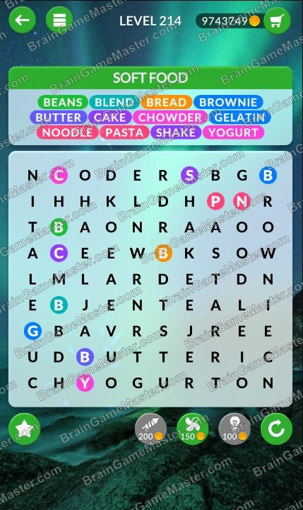 View Wordscapes Level 212 Answers Images