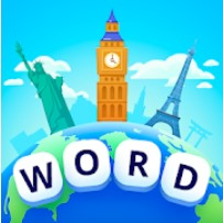 Answers to the game Word Travel: Pics 4 Word at level 1, 2, 3, 4, 5, 6, 7, 8, 9, 10 of the game