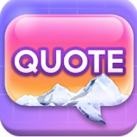 The answer to level 1, 2, 3, 4, 5, 6, 7, 8, 9 and 10 is Quotescapes Puzzle